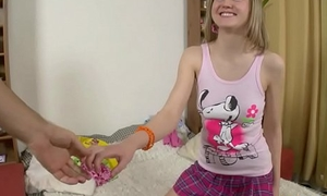 Fhuta - Amber Phillips acquires her anus frigged increased by prepared.